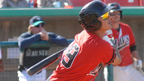 Edilio Colina homered in back-to-back games after 389 at-bats without one.