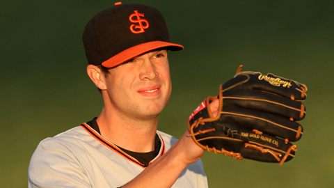 Jack Snodgrass has compiled a 2.20 ERA in three start this year.