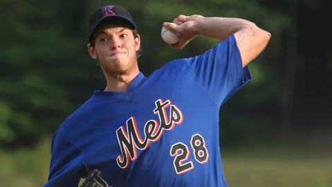 Steven Matz was a second-round pick by the Mets in the 2009 Draft.